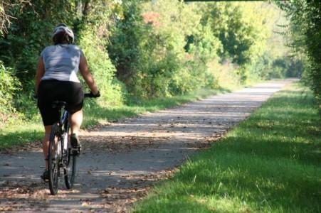 Bike Path Near Eclipse