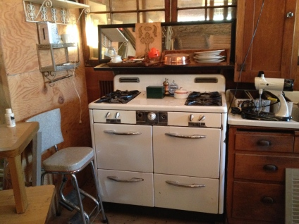 Grand Gas Stove (Made In Cleveland)