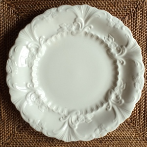 The Gift: The Plate from The Homer Laughlin Company (ca. 1985)