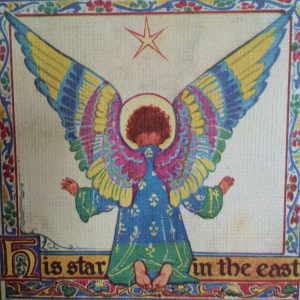 Illustration from The Margaret Tarrant Christmas Book
