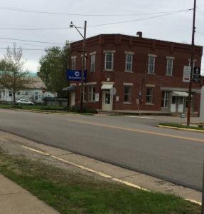 Community Bank in Amesville, Ohio