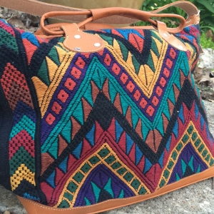 Our Giveaway: Guatemalan Tote Bag