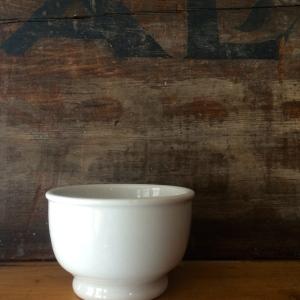 Plain Old White Chili Bowl, Buffalo China