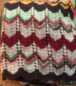 Cozy Crochet Afghan