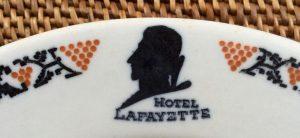 Hotel Lafayette, Warwick China